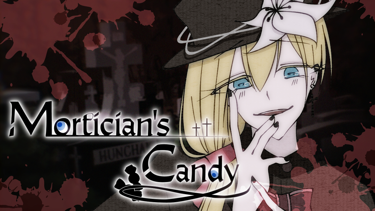 「Mortician's Candy」のメインビジュアル